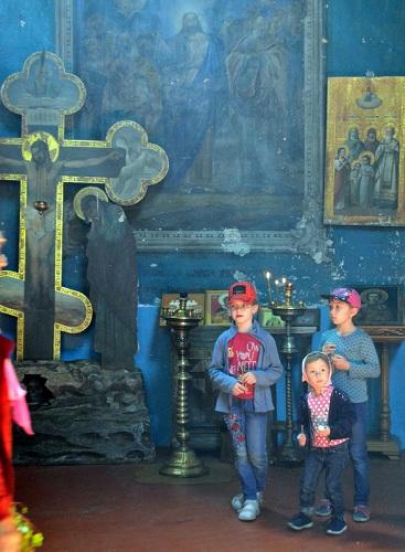 В Ильинском храме совершат молебен на начало учения отроков