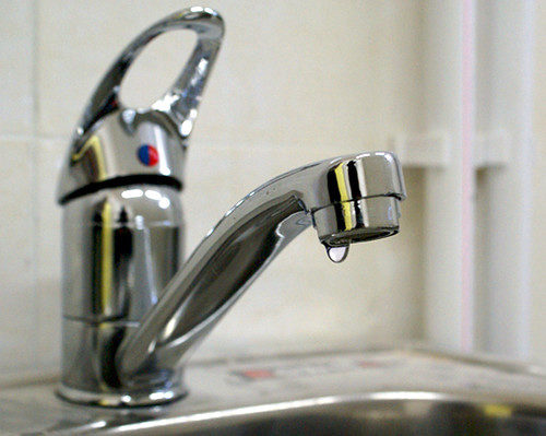 На московской стороне города будет ограничено водоснабжение