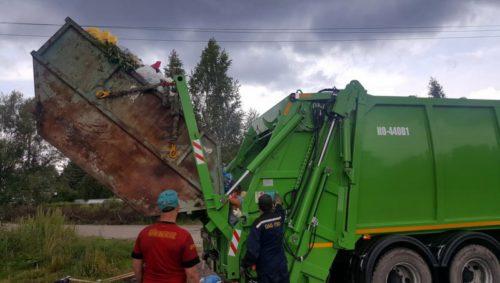 Все собственники твёрдых коммунальных отходов обязаны заключить договор с региональным оператором