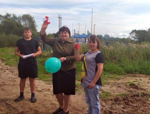 В Бороздине обновили водопроводные сети