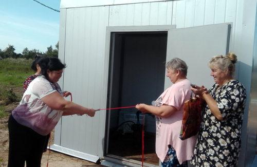 В деревне Романово улучшилось качество питьевой воды