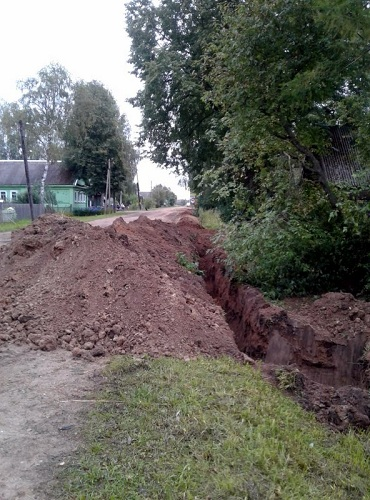 В сельском поселении «Луковниково» делают упор на воду