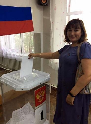 Надежда Дарченкова: «Выборы прошли в полном соответствии с законодательством»