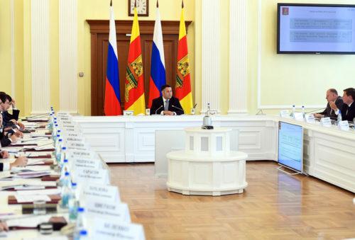 Игорь Руденя: молодые семьи Тверской области могут получить до миллиона рублей на погашение ипотеки при рождении троих детей