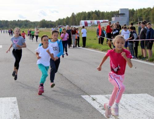В Старице прошёл районный этап «Кросса нации-2019»