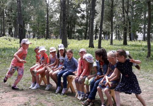 Лето для луковниковских ребят прошло интересно и познавательно