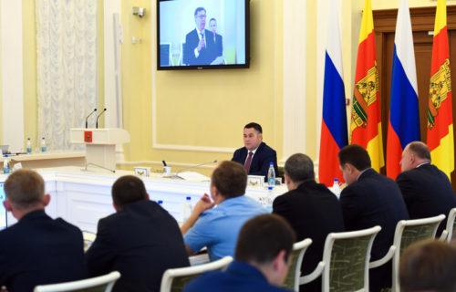 Для Тверской области формирование современной системы медицинской помощи - приоритет в социальной политике