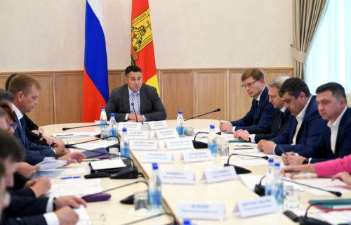 Игорь Руденя вошёл в рейтинг «Губернаторская повестка» с темой реализации инфраструктурных проектов совместно с ОАО «РЖД»