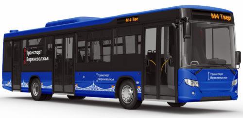 Жители Тверской области выбрали цветовое решение для оформления общественного транспорта