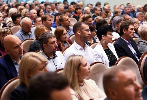 Игорь Руденя: избранным депутатам необходимо включиться в работу по реализации в Тверской области национальных проектов