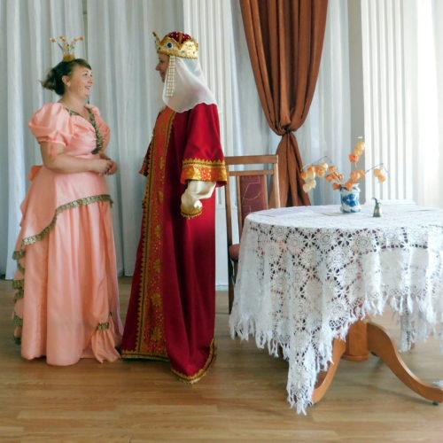Старицкие школьники вышли на конкурс с именем Пушкина