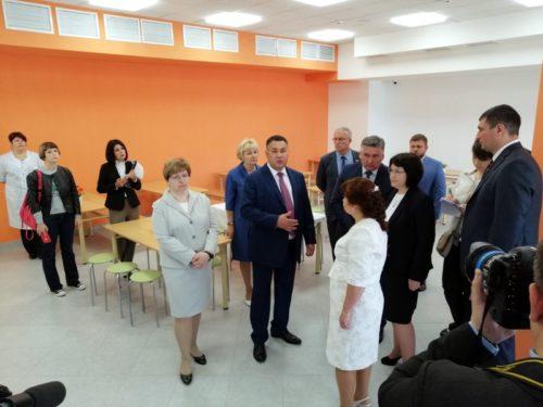 Поручение Игоря Рудени разработать региональную программу по замене освещения в школах вошло в рейтинг «Губернаторская повестка»