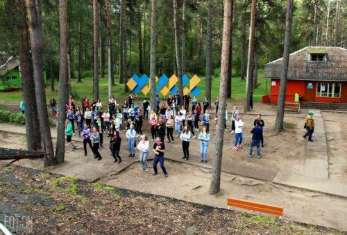 Андрей Карасёв представил Ново-Ямскую школу на «Сентябринках-2019»