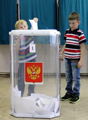 Завершилось голосование на выборах депутатов Собрания депутатов Старицкого района