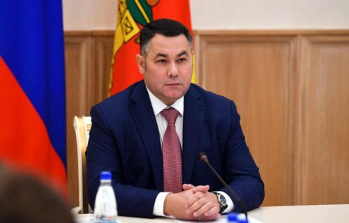 Игорь Руденя вошёл в ТОП-10 медиарейтинга губернаторов за октябрь