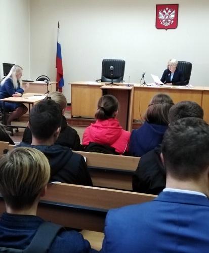 Старицким школьникам рассказали об административной и уголовной ответственности