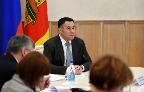 Игорь Руденя занял 4-е место в группе губернаторов с сильным влиянием в рейтинге АПЭК за ноябрь