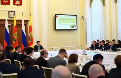 Игорь Руденя: ремонт местных дорог в Тверской области увеличился более чем в четыре раза по сравнению с 2016 годом