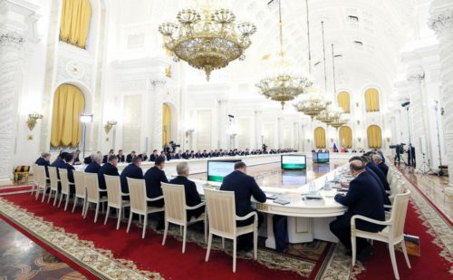 Игорь Руденя на заседании Госсовета в Кремле поддержал инициативу о снижении ставки НДС для звероводов
