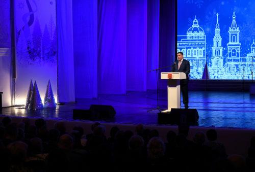 Игорь Руденя на встрече с представителями гражданского общества подвел итоги совместной работы в 2019 году