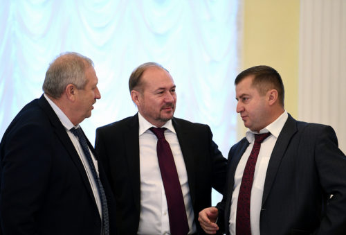 Сергей Журавлёв: «Адресная инвестиционная программа очень амбициозна»