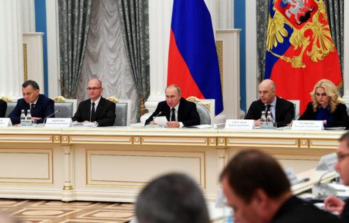 Игорь Руденя принял участие в заседании оргкомитета «Победа» в Кремле