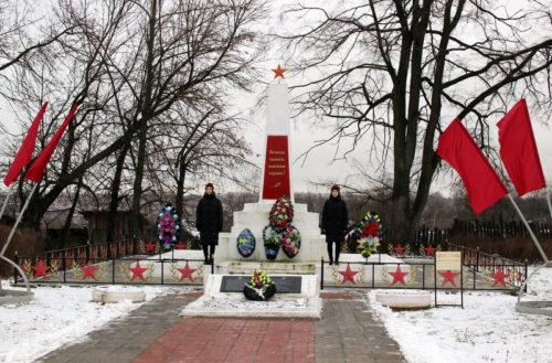 1 января - день освобождения города Старицы и Старицкого района