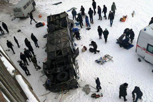 Губернатор Игорь Руденя выразил соболезнования в связи с гибелью пассажиров автобуса в Забайкальском крае