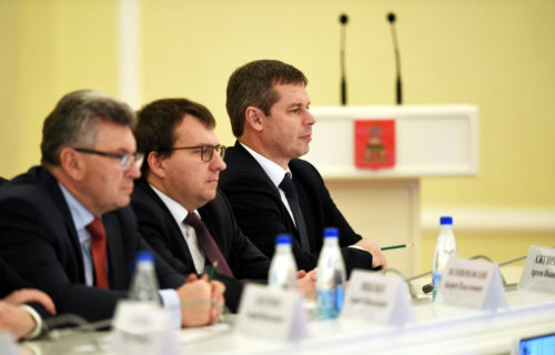 Игорь Руденя поставил перед главами муниципальных образований Тверской области задачи на 2020 год