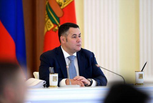 Игорь Руденя вошёл в число губернаторов с сильным влиянием в рейтинге АПЭК за декабрь