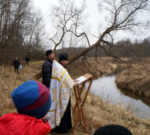 Богоявление в Степурино