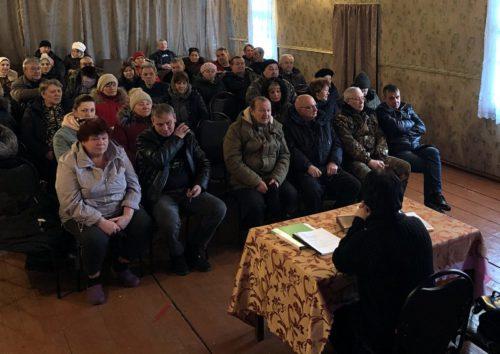 Ново-Ямское сельское поселение определилось с проектами ППМИ
