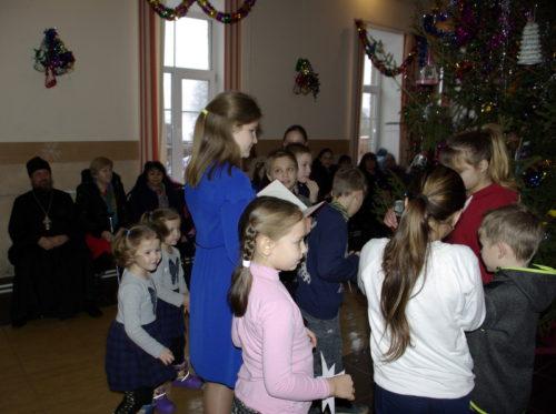 Рождество в Степурино