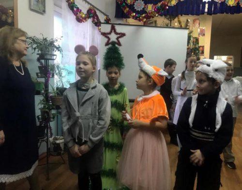 В Васильевском отметили праздник замечательным концертом