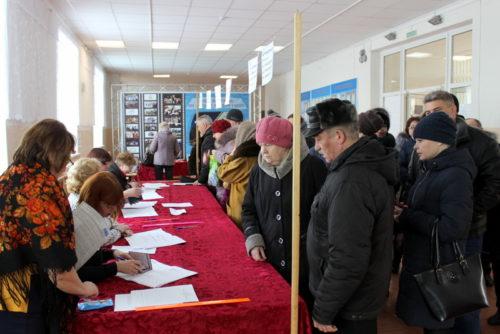 ТИК посчитала избирателей