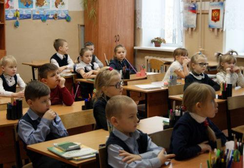 Школьникам рассказали о «Дороге жизни»