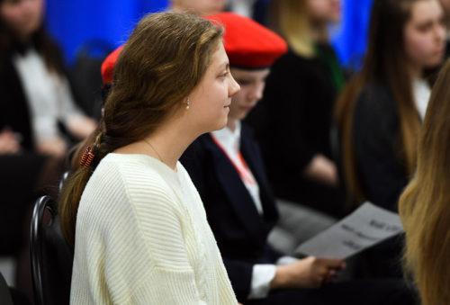 Игорь Руденя обсудил с молодыми журналистами Тверской области развитие образования, поддержку юнкоров, 75-летие Победы и другие темы