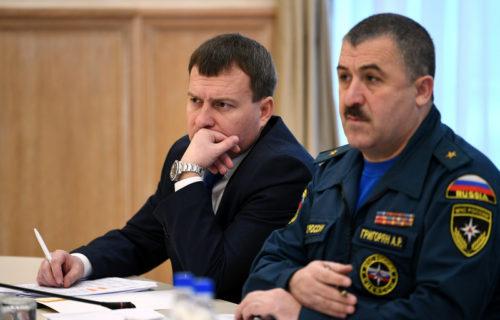 Игорь Руденя провёл совещание с членами Правительства Тверской области