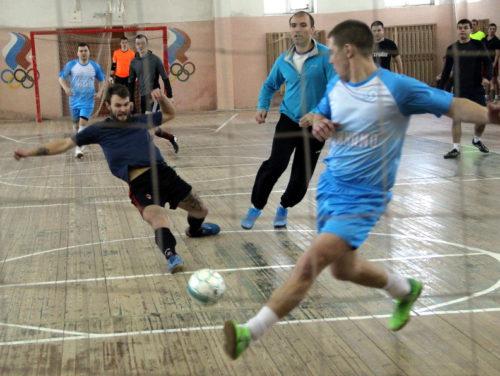 Стартует Открытый чемпионат по мини-футболу