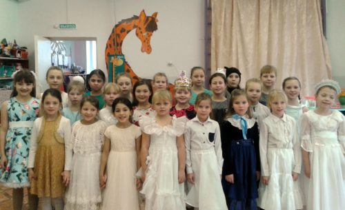 Страна Чудес пришла в детский сад