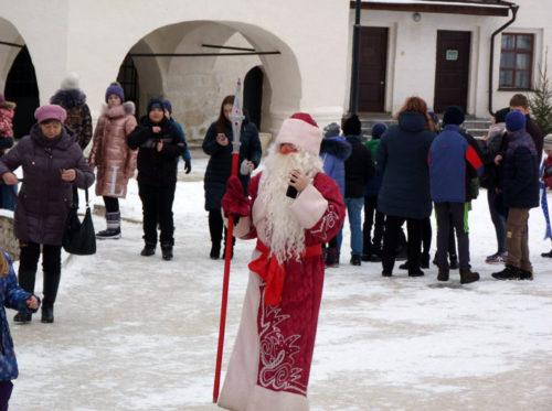 Свет рождественской звезды подарил старичанам тепло и счастье