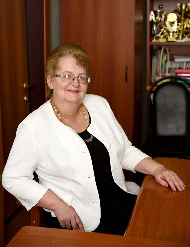 С юбилеем Вас, Надежда Владимировна!