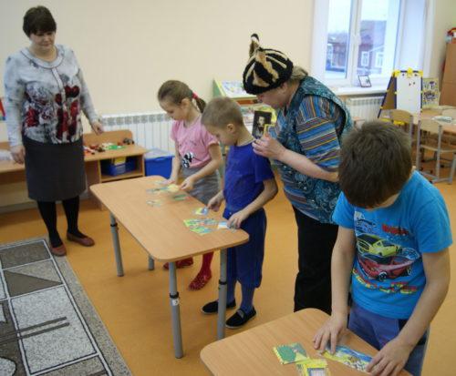 Дошкольники побывали в сказочном царстве, в Пушкинском государстве