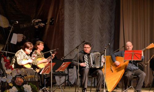 «Сюрприз» представил Старицу на фестивале «Андреевские дни»