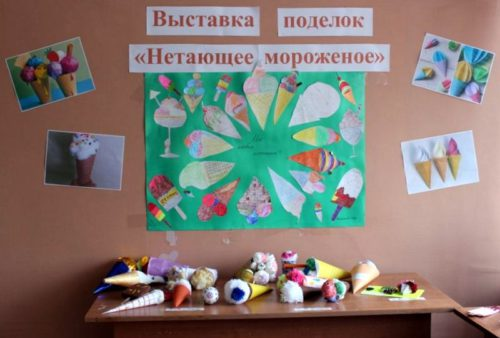В Ново-Ямской школе изучали историю конфет и отметили День эскимо