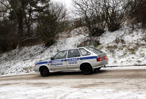 Сотрудники полиции задержали подозреваемого в краже из дома пенсионерки