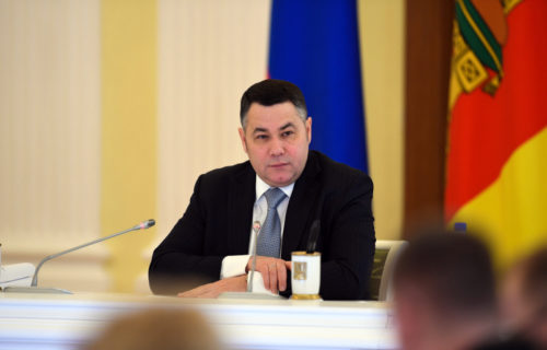 Заявление Игоря Рудени о модернизации коммунальных систем отмечено в рейтинге «Губернаторская повестка»
