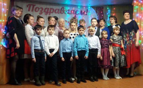 В Архангельском женщинам подарили прекрасный концерт