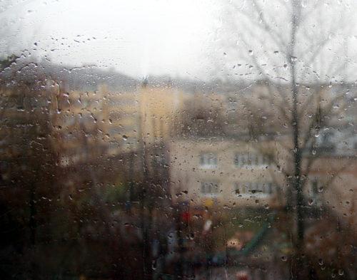 Синоптики предупреждают о дожде и мокром снеге