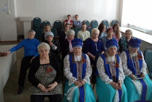 В год 75-летия Победы хор «Ветеран» собрал и объединил воспоминания детей войны